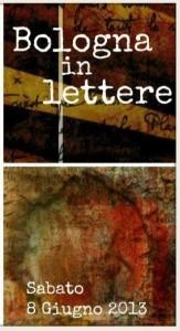 locandina bologna in lettere
