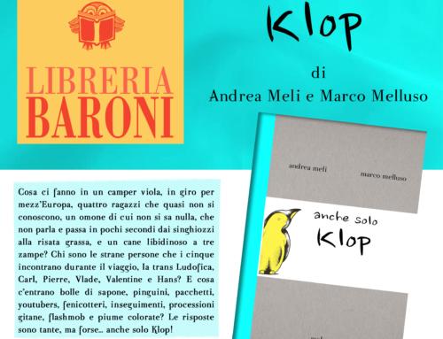 23.09.2016 Lucca – Libreria Baroni