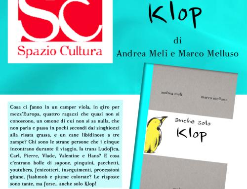 10.10.2016 Palermo – Spazio Cultura Libreria Macaione